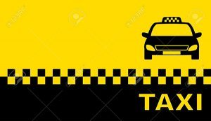 خدمة سيارة أجرة (تاكسي)