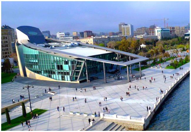 الجولة السياحية في اذربيجان