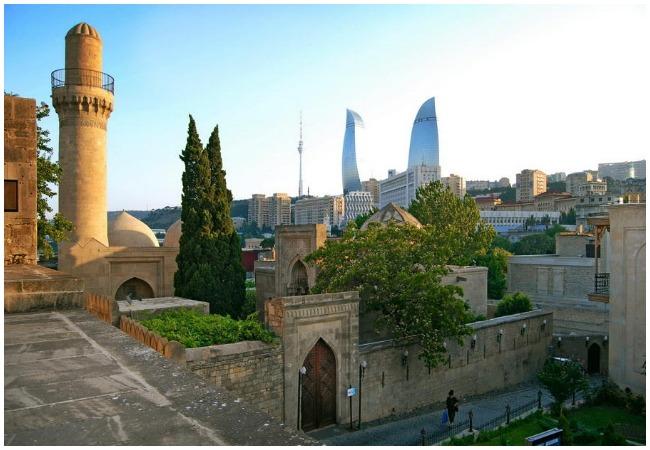 زيارة إلى أذربيجان